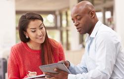 Programme Mentorat pour étudiantes en génie - MEG